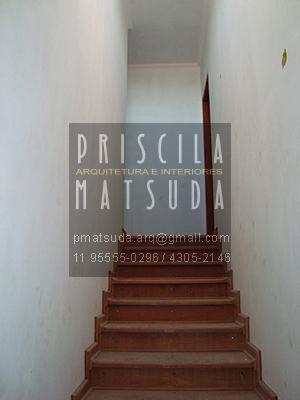 Escada - ANTES