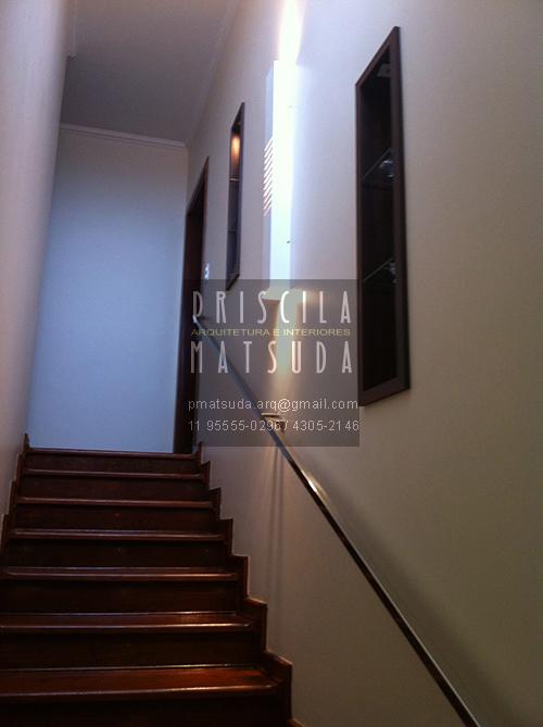 Escada - DEPOIS